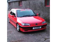 Peugeot 306 d turbo wanted
