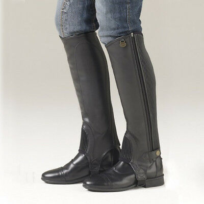 (Ovation Ladies EquiStretch Half Chaps, Small, Brand New Unused)