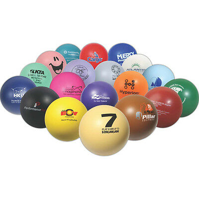 Custom Stress Ball (150 Custom Stress Reliever Balls, Bulk Promotional Products, Tradeshow)