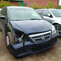 2007 Honda Odyssey just arrived at Pic N Save