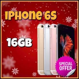 Special Offer: Apple iPhone 6S 16GB in G, RB, S and B @phonebot