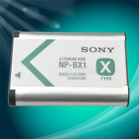SONY BATTERY NEW SEALED-RX 100 OR ANY CAMERAS that used X