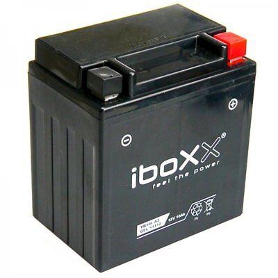 Motorradbatterie YB10L-A2-GEL, Gel Motorrad Batterie 10AH Akku