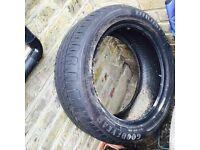 Free free free used tyre