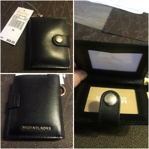 Brand New Michael Kors Leather Keyring