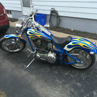2005 Custom Softail Chopper