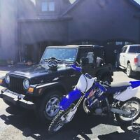 *OBO* 2013 Yamaha YZ250 2 Stroke Trade/Swap for Enduro/DualSport