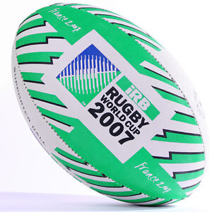 Gilbert Official IRB World Cup Size 5 Rugby Ball rrp£25