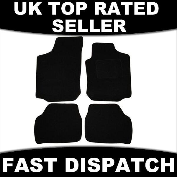 Quality Carpet Tailored Car Mats To Fit VW Passat 07>