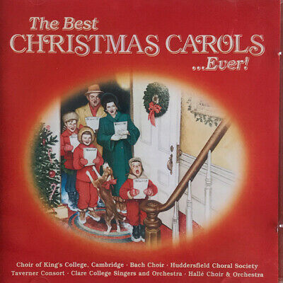 The Best Christmas Carols Ever 55 Track 2 CD Album King's Collge Choir Bach (The Best Christmas Carol Ever)