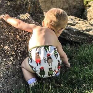 Best Bottom Cloth Diaper Starter Pack - Cute Cloth Made Easy!