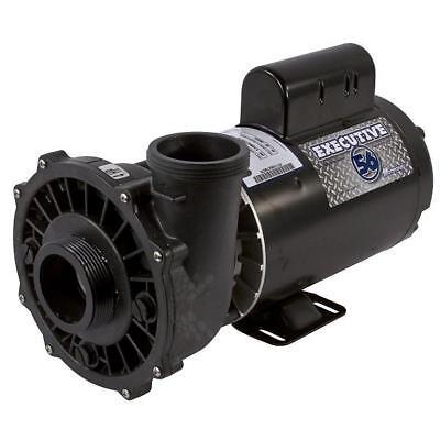 Waterway Executive 56-Frame 4HP Dual-Speed Spa Pump - - Executive Waterway Pump 56 Frame