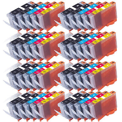 40 Druckerpatronen für CANON PGI525PGBK CLI 526BK CLI526C CLI526M CLI526Y + Chip online kaufen