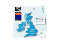 *BRAND NEW* Garmin City Navigator UK & IRELAND 2016 Map + Speed Cam Data Micro SD Card