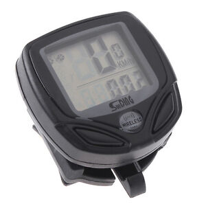 Wireless-LCD-Cycling-Computer-Bicycle-Bike-Meter-Speedometer-Odometer