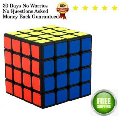 TOP QUALITY Professional 4x4 Magic Cube Game Puzzle Toy BEST Gift FREE (Best Gifts Top Toys)