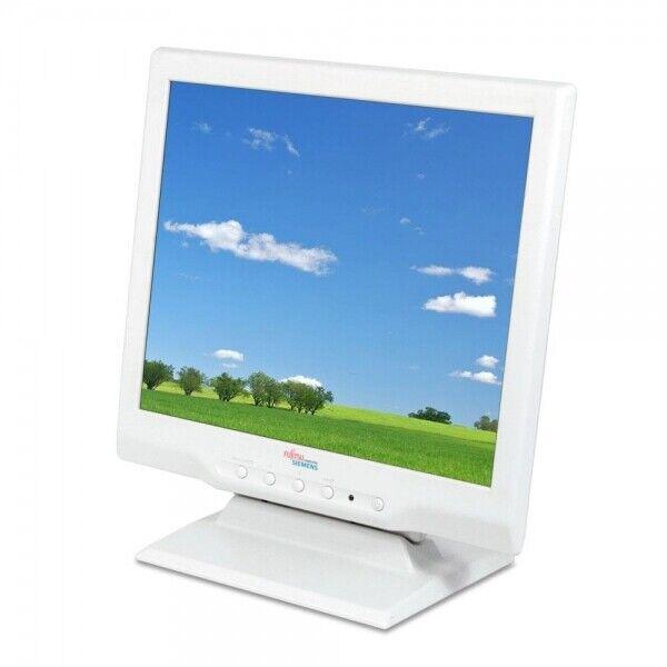TFT Fujitsu Siemens E18-1 18 Zoll Monitor Weiss