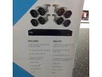 Lorex 8 camera super HD CCTV system
