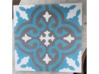 Moroccan Encaustic Tiles New