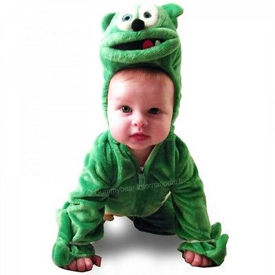 Gummi Bear Costume (Children's Gummibär (The Gummy Bear) Costume 18-24)