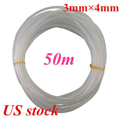 Us Stock-ving Parts 50meters 3mm X 4mm Eco Solvent Ink Tube For Roland Mutoh