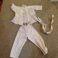 Karate suit for kids 4-6