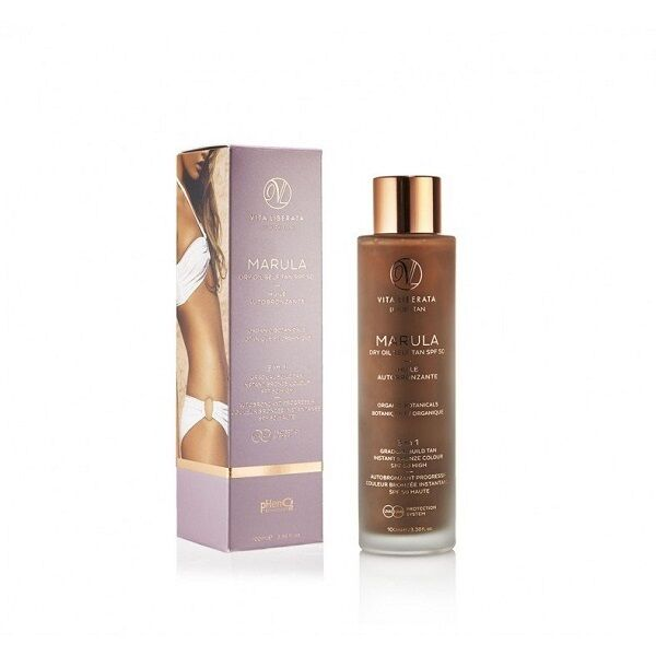 Vita Liberata Marula Luxury Dry Oil Self Tanning Oil