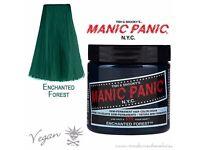 Manic Panic Enchanted Forest Semi Permanent Hairdye