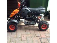 Mini moto quad spares for sale
