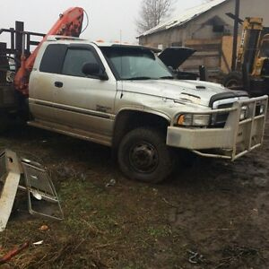 Parting  out 2001 and older dodges Ford chev