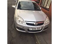 VAUXHALL VECTRA 1.8 PETROL 2006 IN IMMACULATE CONDITION ***spear or repair/ or swap***