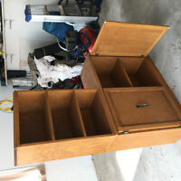 Free TV Stand Shelving Unit in Great Condition