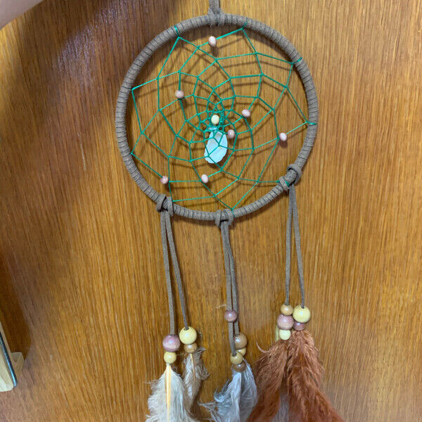 Hand made Feather catcher