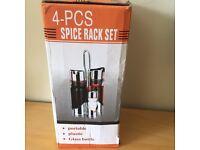 4 pieces Spice rack