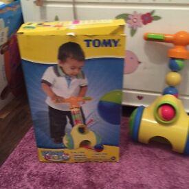 Tomy twist and turn
