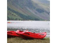 NEW FATYAK KAAFU SITON KAYAK GREAT FUN FOR ALL THE FAMILY