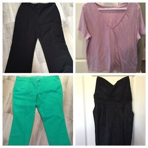 2X & Size 18 Clothes (can be sold individually)