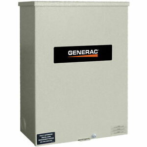 Generac 200-Amp Automatic Smart Transfer Switch w/ Power Management