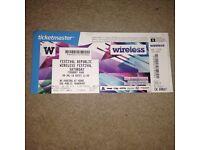 Wireless Festival - SATURDAY TICKET