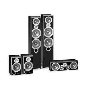 Infinity Primus 363 - 5.0 Home Theater Speaker Package (Black)
