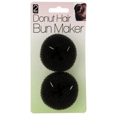 Set of 20 Bulk Lot Donut Hair Bun Maker Set