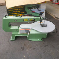 New 16 in. Variable Speed Scroll Saw