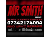 Mr Smith Locks Limited (Leeds) - 24hr Locksmith Services