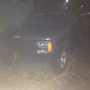 1994 jeep Cherokee as is