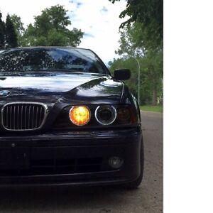 2002 BMW 5-Series M-Package Sedan