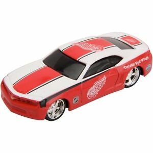 Detroit Red Wings Chevrolet Camaro Toy Car at JJ Sports