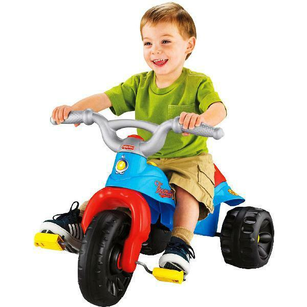 Toddler Tricycle Bike Bicycle Plastic Trike Ride On Car Child Infant Motorbike (New - 54.99 USD)