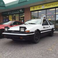 AE86 for sale