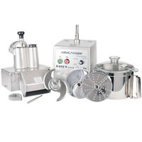 new robot coupe food processor and Vegetable cuter 7 qt (new)