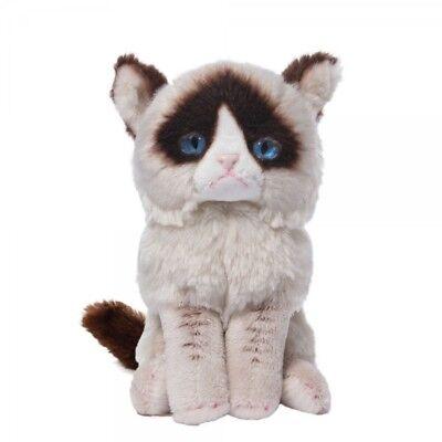 Grumpy Cat -  Mini Plush Soft Toy - Gund - Officially Licenced